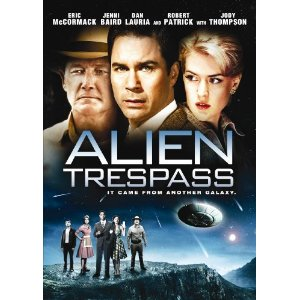 alien trespass, movie review