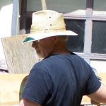 straw fedora