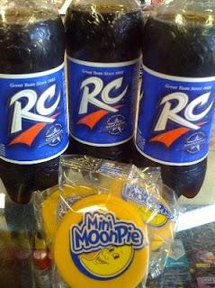 Moonpie & RD Cola