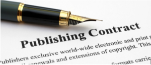 publishing house contract
