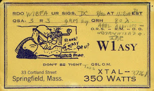 QSL card