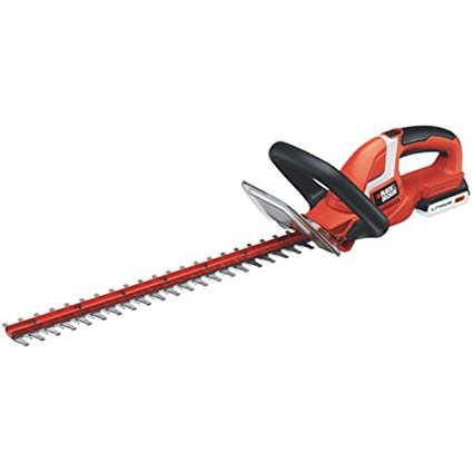 lithium ion hedge trimmer