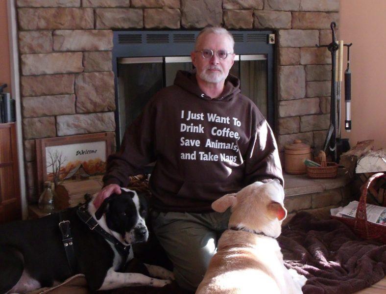 Drink coffee, save animals shirt