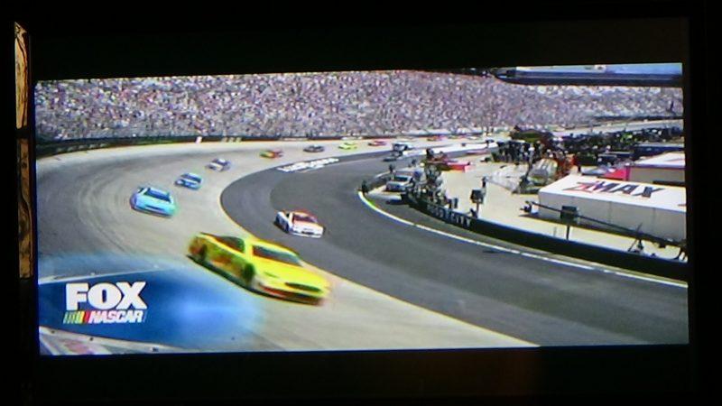 NASCAR at Bristol